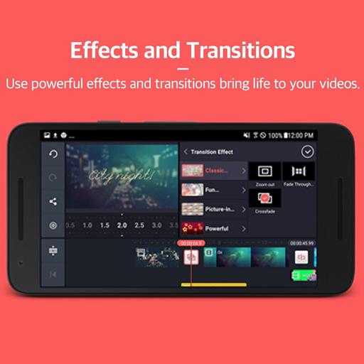 New Tips Kine Master Video Editing 3.0 Screenshots 1