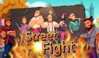 City Street Fighter – Real Gangster Street Fight