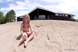 Photo: At the day use beach, Brighton State Park by Mark & Kim Sweeney