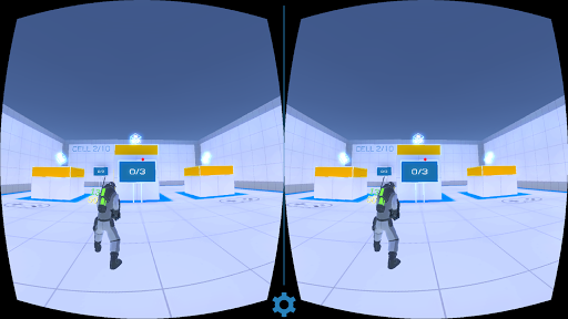Hardcode VR Game