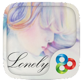 Lonelyy  Go Launcher Theme