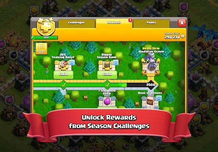 Clash Of Clans Mod 7