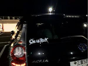 アクア  2012のカスタム事例画像 🌙さんの2019年10月09日20:26の投稿