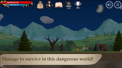 RPG platformer - Gothic: ArnaLLiA android2mod screenshots 9