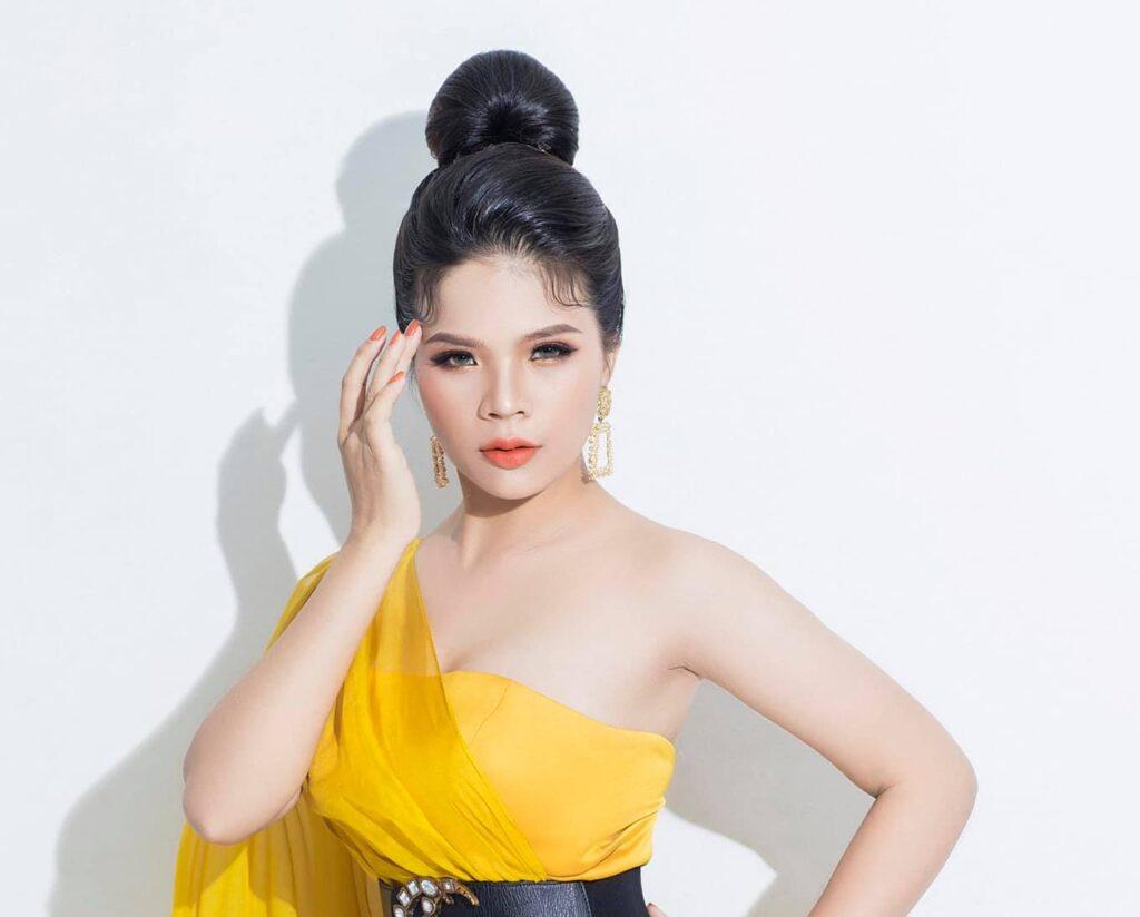 CEO Lê Thị Thành được vinh danh Á hoàng doanh nhân Magic Skin 2020 - Ảnh 2
