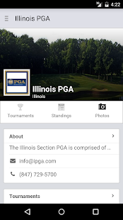 Illinois PGA- screenshot thumbnail