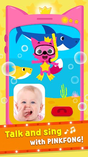Screenshot for Pinkfong Singing Phone in Hong Kong Play Store