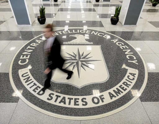 The lobby of the CIA headquarters in Langley, Virginia, is seen in this 2008 file photo. Picture: REUTERS