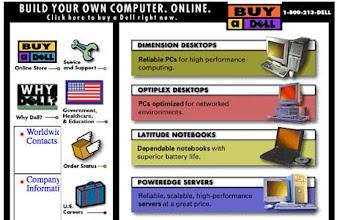 Photo: Dell (ca. 1996)