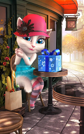 Talking Angela 2.7 screenshots 8