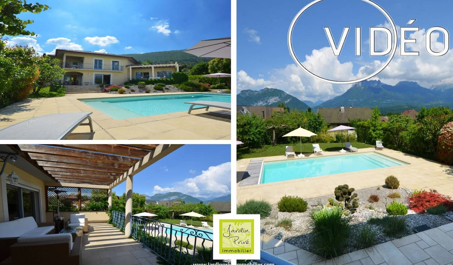 Property with pool Sevrier