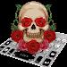 Tattoo Skull Keyboard Theme Icon