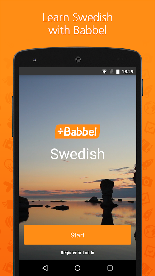 Learn Swedish with Babbel- screenshot