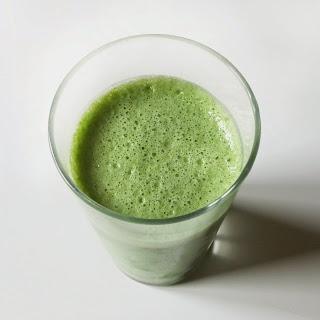 Matcha Green Tea Lassi