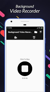 Background Video Recorder App Download For Android 3