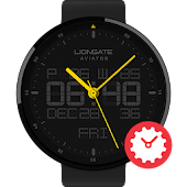 Aviator watchface by Liongate