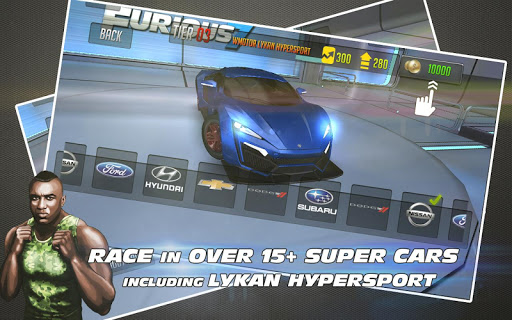 Fast Racing 2  screenshots 10