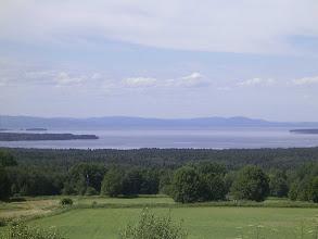 Photo: widok W z Rättvik