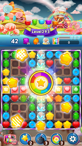My Jelly Bear Story: New candy puzzle screenshots 3