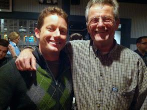 Photo: Mark and Doug (Me and My Dad)
