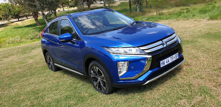 REVIEW | 2019 Mitsubishi Eclipse Cross good on space, not pace