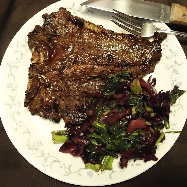 Balsamic Steak Marinade (great)