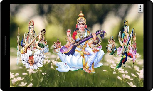 4D Saraswati Live Wallpaper - náhled