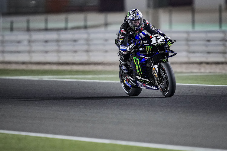 Maverick Vinales won the season-opening Qatar Grand Prix.