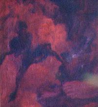 Photo: Oil or Acrylic - Indiana U. student. 1960s Sedwick?