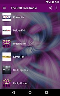 RnB Rádio Zdarma - náhled