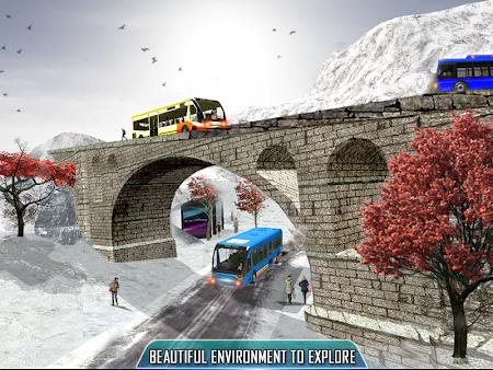 Hill Tourist Bus Driving 1.3.2 screenshot 676970