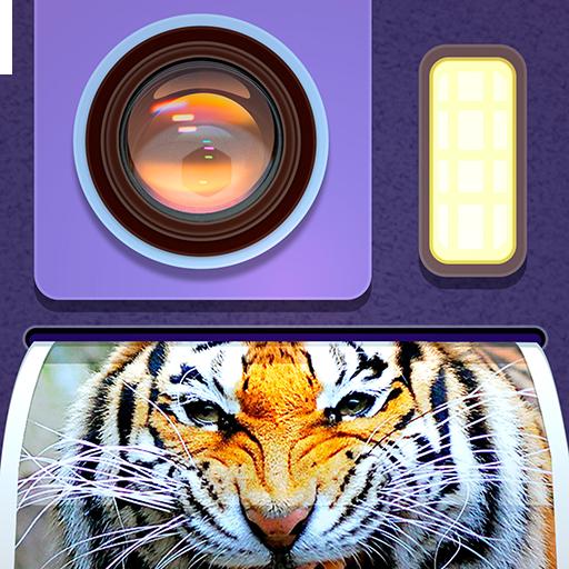 动物相框 攝影 App LOGO-硬是要APP