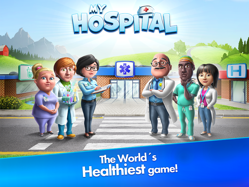 My Hospital: Build. Farm. Heal Screenshot 9