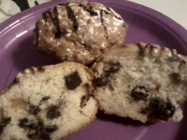 Sea~salted Chocolate Chunk Muffin's Recipe