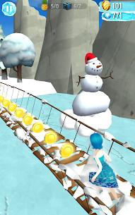 Ice Princess ❄️ 👸 Frozen Mountain Run 5