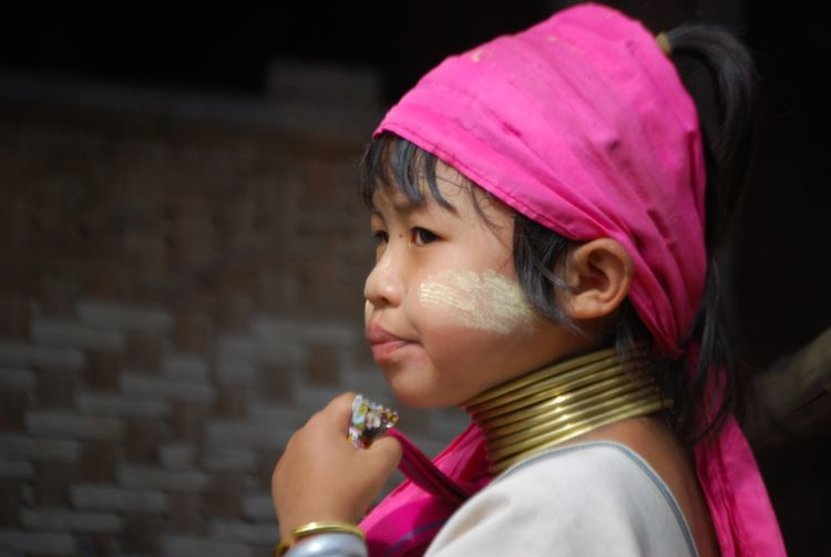 Tribal Traditions Neck Child