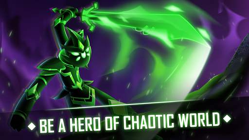 Stickman Shadow Fight Heroes : Legends Stick War  captures d'u00e9cran 2