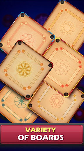 Carrom Friends : Carrom Board Game modavailable screenshots 4