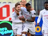 Anderlecht pakt plaats 3 en mag dromen van Europees voetbal, STVV legde hen weinig in de weg