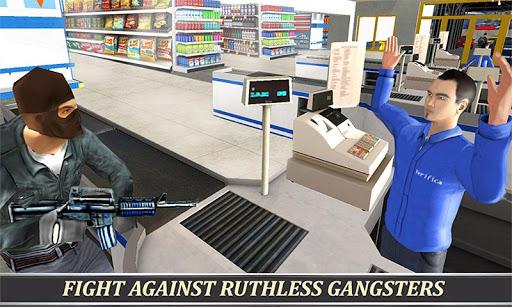 超市特警狙擊手救援