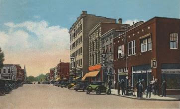 Photo: Postmarked 1934