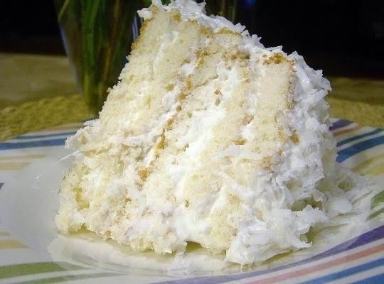 Coconut Refirgerator Cake Recipe