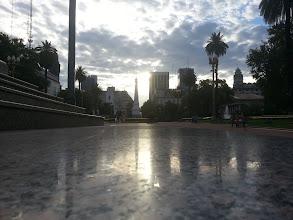 Photo: Plaza de Mayo, Buenos Aires, Argentina