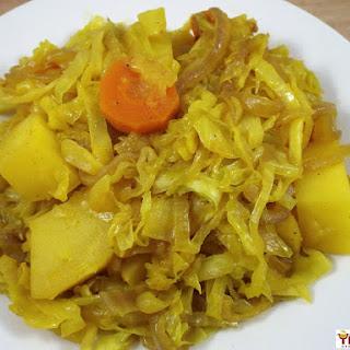 Cabbage Potatoes Onions Carrots Recipes.