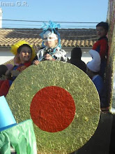 Photo: Pasacalles Carnaval 2012 Santa Elena
