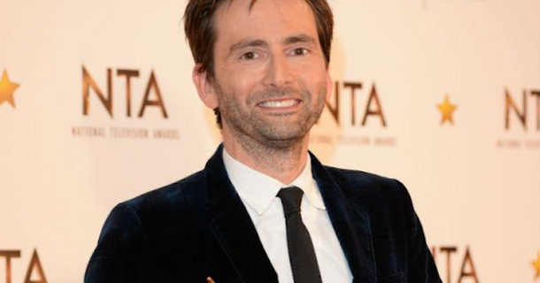 David Tennant cheated death aged 12