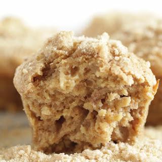 Apple Cinnamon Streusel Muffins