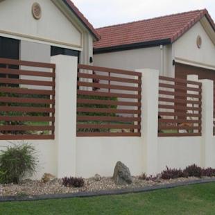 The Ideas of a House Fence - náhled
