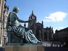 David Hume et Cathédrale de St. Giles