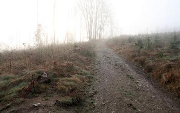 Photo: La tête dans les nuages